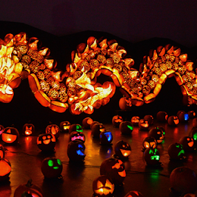 The Dragon by Rob Kovacs - Public Holidays Halloween (  )