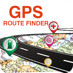 GPS Route Finder & Navigation For PC