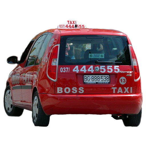 Android aplikacija Boss Taxi Krusevac