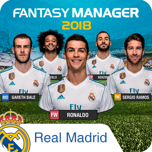Real Madrid Fantasy Manager'17- Real football live (game)