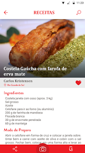 Fartura Gastronomia - screenshot