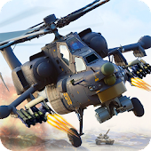 Download Android Game Apache Gunship Strike: Air War for Samsung