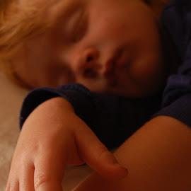 Home Sweet Home by Savannah Eubanks - Babies & Children Toddlers ( hands, sleeping )