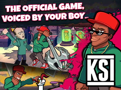Game KSI Unleashed apk for kindle fire