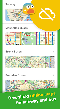 Citymapper APK screenshot thumbnail 8