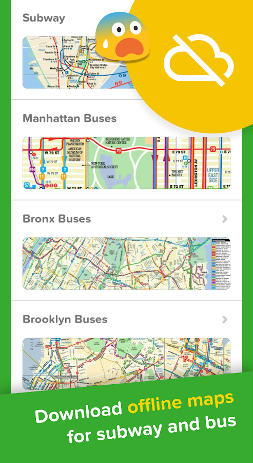 Citymapper Screenshot 7