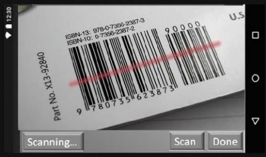 QR and Barcode Scanner- screenshot thumbnail