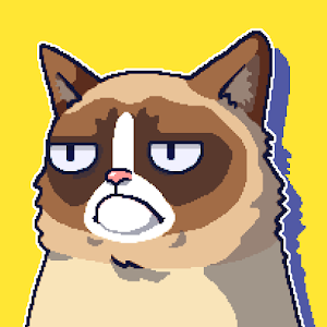 Grumpy Cat's Worst Game Ever Icon