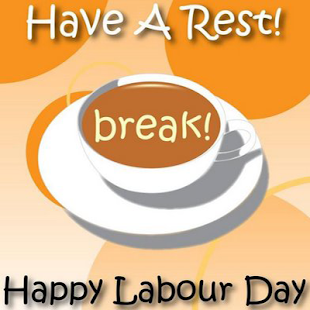 Labor Day Greeting Cards - screenshot