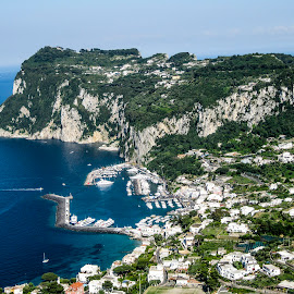 The magical Isle of Capri by Shirshendu Sengupta - Landscapes Mountains & Hills ( footpath, cobbled, via krupp, waterland, relax, grandfather, travel, landscape, island, mountains, village, nature, autumn, capri, switzerland, broek, grandson, prague, evening, italy, afternoon, lake, netherlands, country, isle, fog, holland, fall, cloud, night, fishing, jungfrau, mist, tranquil, relaxing, tranquility )