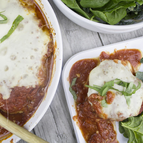 Chicken Parmesan (Wild Diet & Paleo-Friendly)