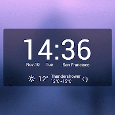 Simplest - iDo Weather widget