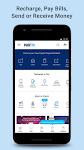 screenshot of Payments, Wallet, Bank Account, QR Scanner