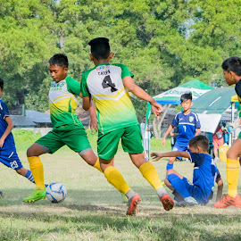 Go, go, GO!!! by Empty Deebee - Sports & Fitness Soccer/Association football ( davao city, football, soccer )