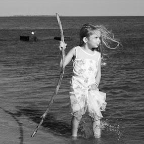 Warrior Sophia by Sarah Douglas - Babies & Children Children Candids (  )