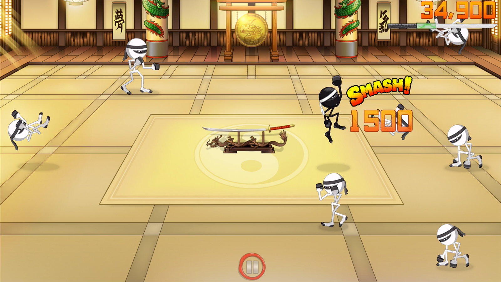 Stickninja Smash Screenshot 4