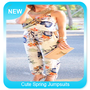 Cute Spring Jumpsuits for PC-Windows 7,8,10 and Mac