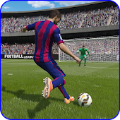 Game ⚽ Real Football League dream APK for Kindle