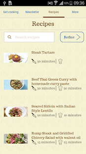 App Perfect Steaks and Roasts apk for kindle fire