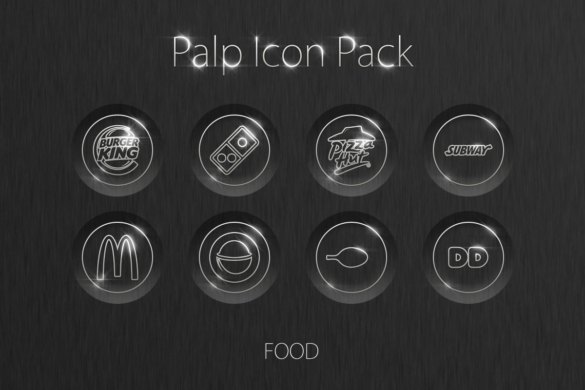 Palp Icon Pack Screenshot 3