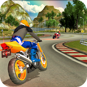 High Speed Bike Rush Racing: bike climb racing