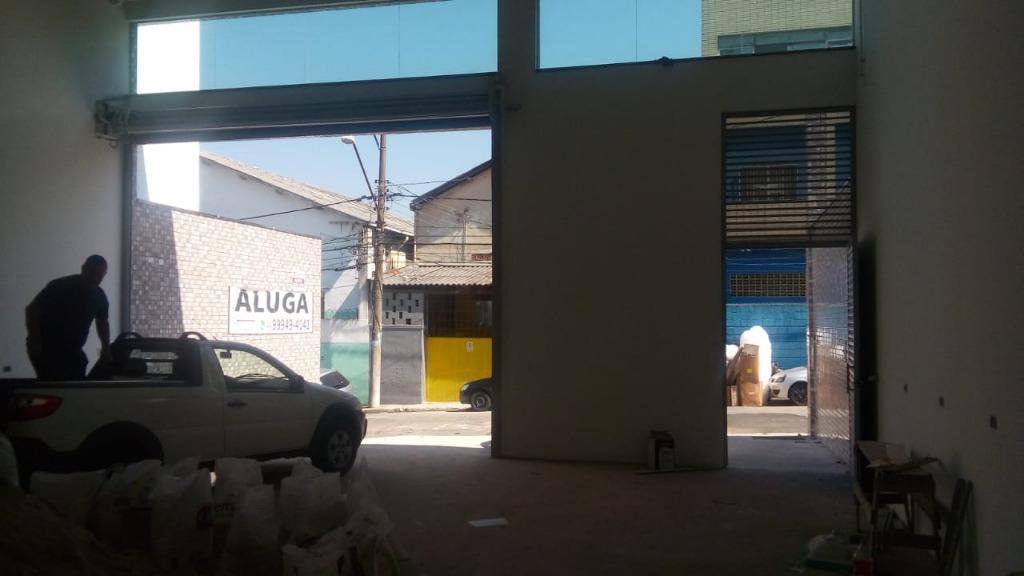 Barracão para Locação - Planalto