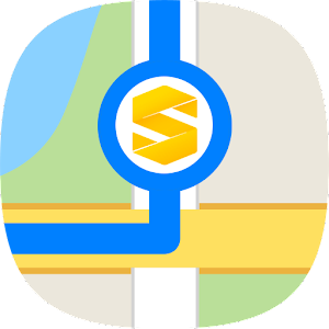GPS Navigation & Maps - Scout Icon