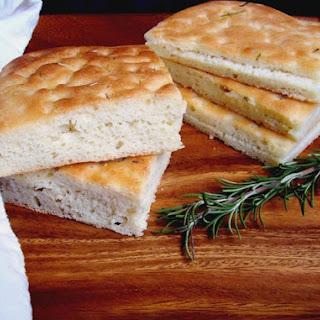 Gluten Free Focaccia Recipes