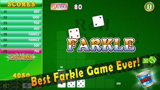 Farkle Roller Pro Dice Buddies - screenshot