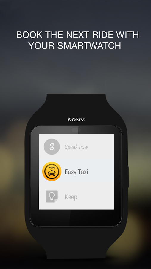Easy - taxi, car, ridesharing Screenshot 6