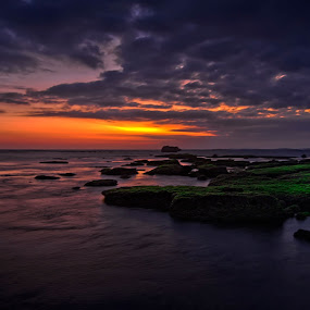 mengening by Bejo Jounest - Landscapes Sunsets & Sunrises