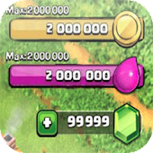 Gems Sheet for Clash of Clans APK for Ubuntu
