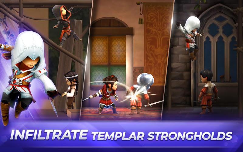 Assassin's Creed Rebellion Screenshot 7