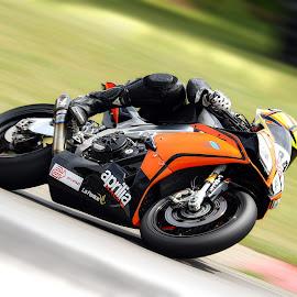 by Patrick Strzelecki - Sports & Fitness Motorsports ( canon, motorcycles, motorbike, racing, motorcycle, motorsport, race, slow shutter, motorsports, motion blur )