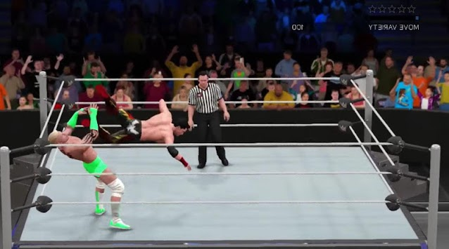 Wrestling Action WWE Videos apk screenshot