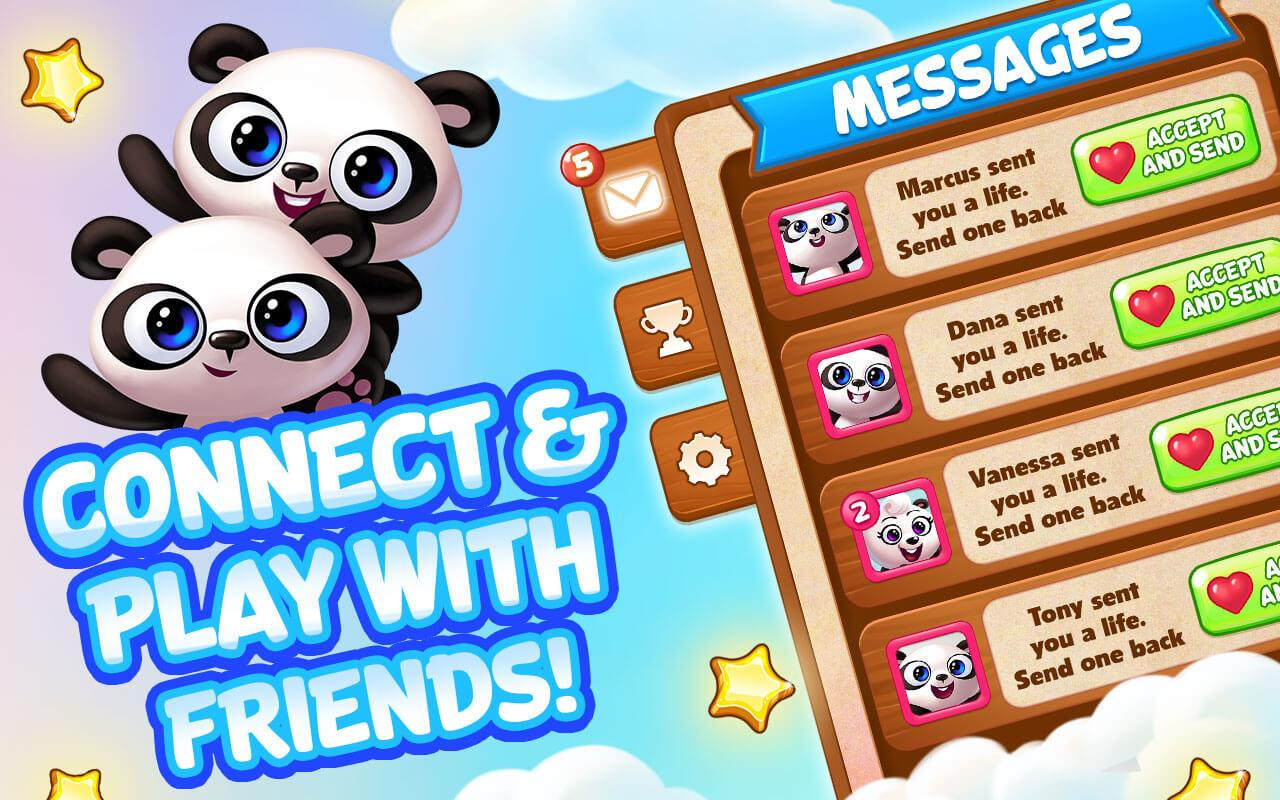 Panda Pop Screenshot 3