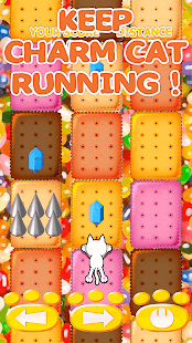 Charm Cat Run - Nyan Neko King - screenshot