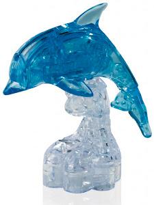 3D Crystal Puzzle Дельфин L New Светильник