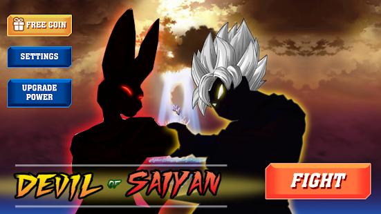 Game Devil of Saiyan apk for kindle fire