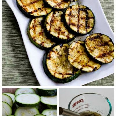How to Grill Zucchini - Perfect Every Time! (Low-Carb, Gluten-Free, Paleo, Vegan)