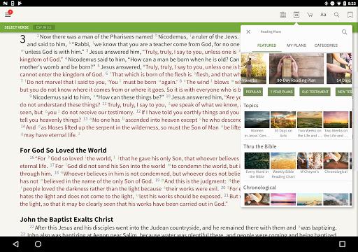 KJV Strong's Bible screenshot 8