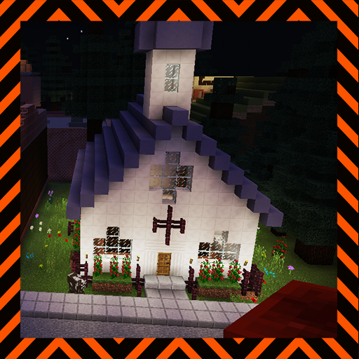 Gravity falls. Map for MCPE