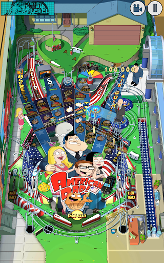 American Dad! Pinball - screenshot