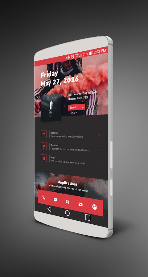 ReliableHome for KLWP Screenshot 5