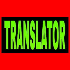HINDI - ENGLISH TRANSLATOR