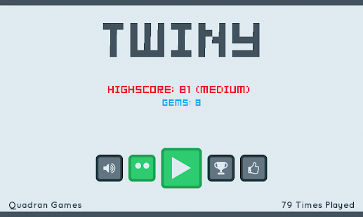 Twiny - screenshot