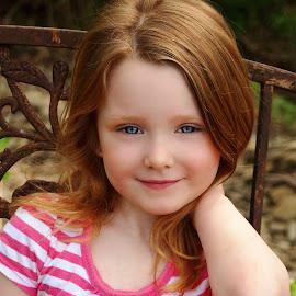 Define Beauty by Cheryl Korotky - Babies & Children Child Portraits