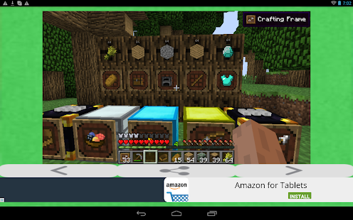 Crafting Guide for MCPE - screenshot