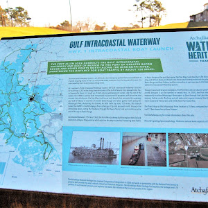 The Port Allen Lock connects the Gulf Intracoastal Waterway and the Gulf of Mexico to the Port of Greater Baton Rouge and other points north along the Mississippi River, shortening the distance for ...
