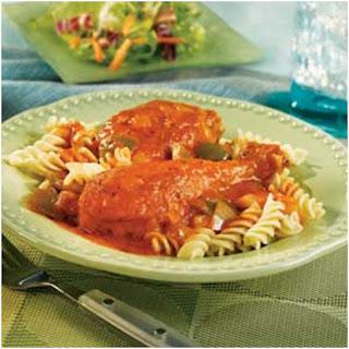 Saucy Chicken Pasta Recipes